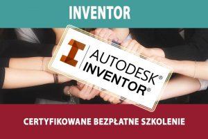 Inventor – bezpłatne certyfikowane szkolenie