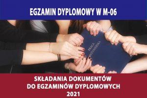 Terminy egzaminów w 02.2021